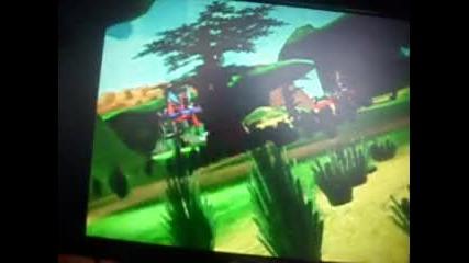 Lego Racers 2-dino island