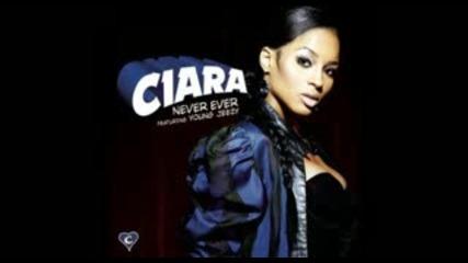 Ciara - Never Ever(instrumental)