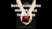 Инфо За Книгите Twilight [ 1 ]