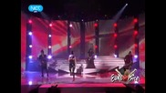 Sunny Baltzi & Second Skin - Game of life » Eurovision 2010 Greek National Final