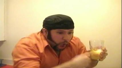 ~*този се е надрусал и си говори с портокал!*~