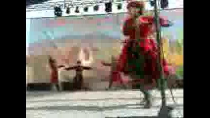 Мананури-Грузински танц-2