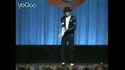 Най - добрия имитатор на Michael Jackson