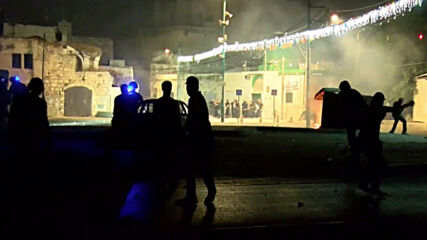 Israel: Police interfere in clashes between Jewish and Arab residents in Lod