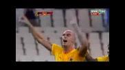 1.10.2009 АЕК - Бенфика 1 - 0 ЛЕ Групи