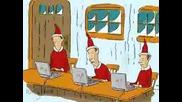 Какво Прави Дядо Коледа