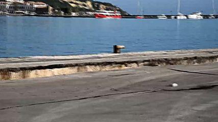 Greece: 6.4 earthquake hits popular holiday island of Zakynthos