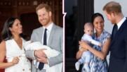 Арчи ще става батко! Принц Хари и Меган Маркъл в очакване на второто си дете