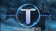 King Kupake - Fallen King ( The Twisted Remix ) ( Dubstep )