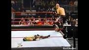 The Hurricane vs. Justin Credible - Wwe Heat 24.11.2002