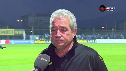 Спасов: Подобни победи дават самочувствие на целия клуб