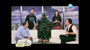 Премиера* Suga' Mamma & Voice of Boys - Let It Snow ( X Factor Bulgaria )