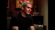 Marilyn Manson Interviewed By Henry Rollins (part 1)