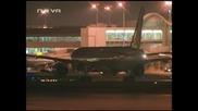 Самолет кацна заради кафе, разляно в пилотската кабина (2)