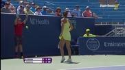 Karolina Pliskova vs Jelena Jankovic Cincinnati 2015 Set-2