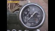 Кмз Днепър 11 - Тeст драйв