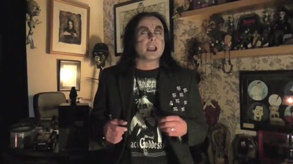 Cradle of Filth The Curse of Venus Aversa by Kurt Amacker (bg subs)