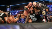 SAnitY attacks The Usos before their debut match on SmackDown LIVE: Wal3ooha, 21 June, 2018