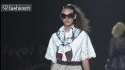 The Dress & Co Hideaki Sakaguchi Spring 2012 at Mercedes Benz Tokyo Fashion Week