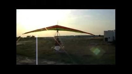 полет с мотodeлта