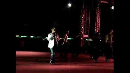 Миро - турне под купола на цирк Балкански