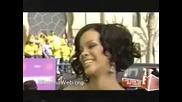 Rihanna Vs. Ciara - Live From The Red Carpet