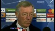 Alex Ferguson Interview - 15.04.09