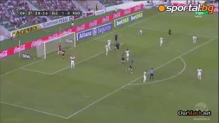 Елче 1:1 Реал Сосиедад