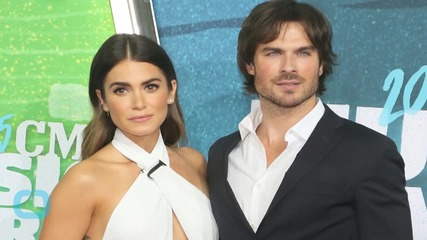 Nikki Reed and Ian Somerhalder Take Romantic Trip to Italy