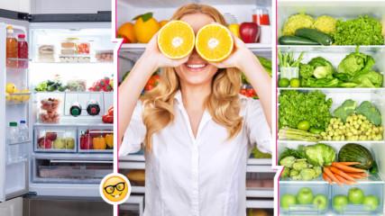 Никога не хвърляйте храна: Ето как да запазите любимите продукти по-дълго!