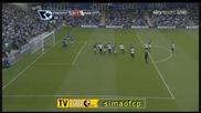 Адеба вкара и на Портсмут за 0:1