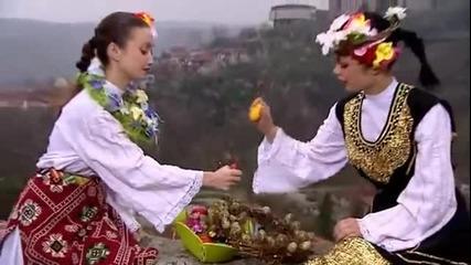 Цветница - Росица Пейчева – Българска народна песен