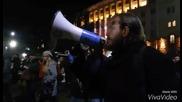 Ще се стигне ли до сблъсък на протестиращите?