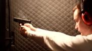 Стрелба с истински оръжия