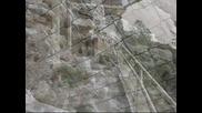 kak se stiga do katakombite v aladja manastir (varna)