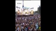 Robbie williams - Come undone (live paris tour eiffel megashow)