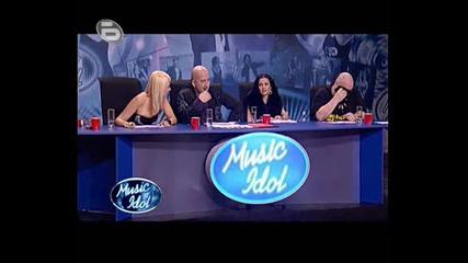 Music Idol 3 - Мустафа Кязимов Последователят На Кен Лее