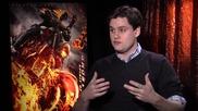 Ghost Rider: Spirit of Vengeance - Никълъс Кейдж говори за играта си