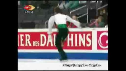 Георги Кенчадзе Световно 2009 фигурно пързаляне