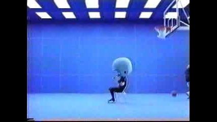 Vince Carter Vs. Gary Payton Commercial
