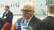 Luxembourg: Steinmeier 'rather sceptical' towards new sanctions against Russia