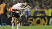Argentine Soccer Match Cut Short After Hooligans Pepper Spray Players