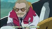 Eureka Seven Ao - епизод 10 (бг суб)