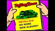 Slipknot, Metallica And Ozzy Ending Up In A Cartoon