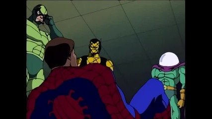 Spider - Man S02e02 - Battle Of The Insidious Six [високо Качество]