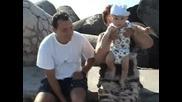 Калин С Баба И Дядо През Юли 2007