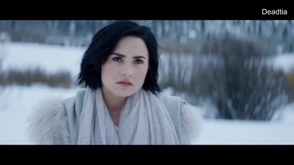 Премиера Demi Lovato - Stone Cold (official Video) + Превод