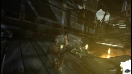 Tomb Raider (научих се как да душа!) №8