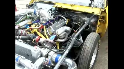 Twin Turbo Ford