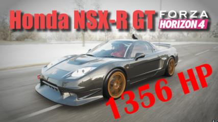 Honda NSX-R GT 1356hp - FORZA HORIZON 4
